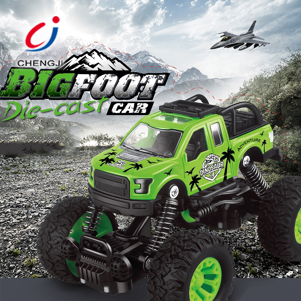 New design alloy toy vehicle four colors mixed pull back <strong>model</strong> 1:32 diecast car