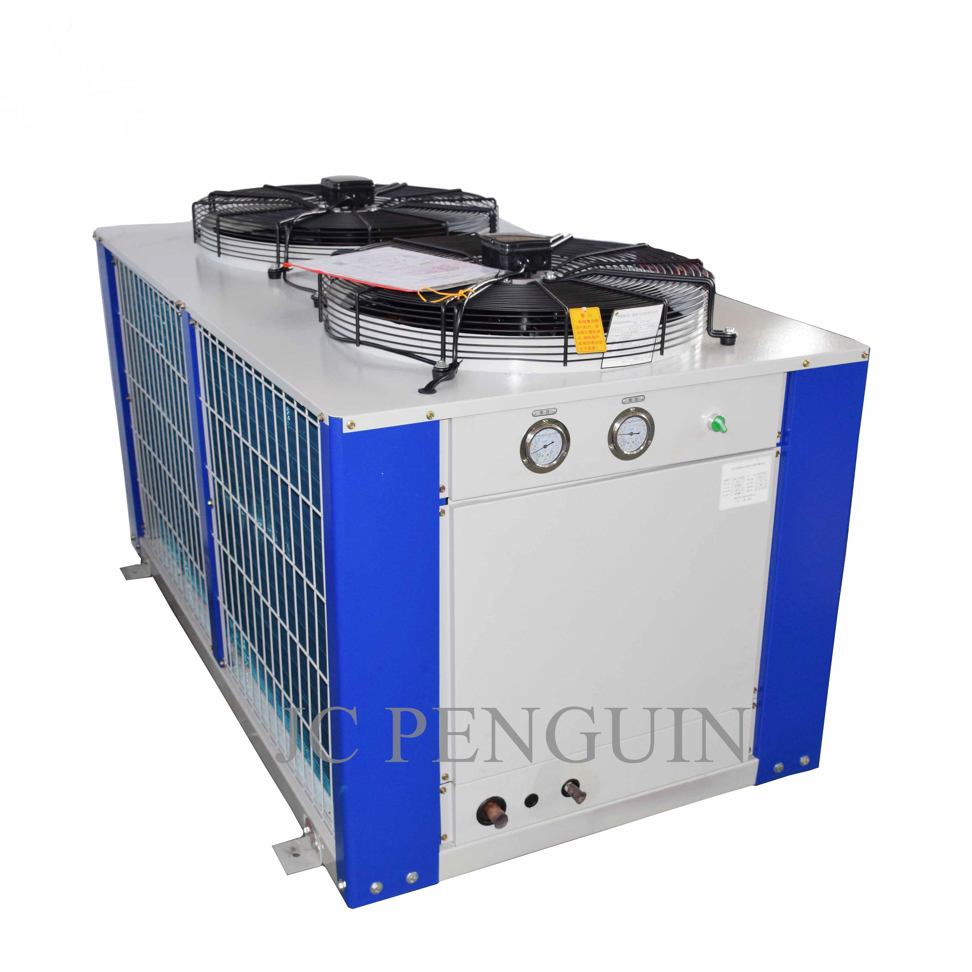 10HP-60HP Bitzer Industrial Refrigeration Cold Storage Air Cooling Unit