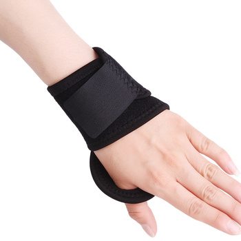Hot Selling Adjustable Neoprene Ok Cloth Wrist Support Brace For Sports