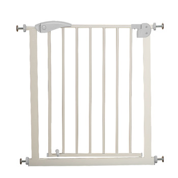 Europe standard metal baby safety gate pet gate ajustable pressure baby safety product baby best seller