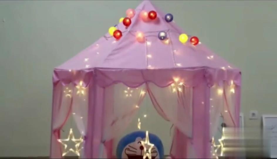 indoor outdoor princess tent children playhouse kids play tent kids castle tent