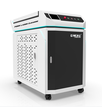 100w fiber laser cleaning machine for Surface Preparation Cleaning