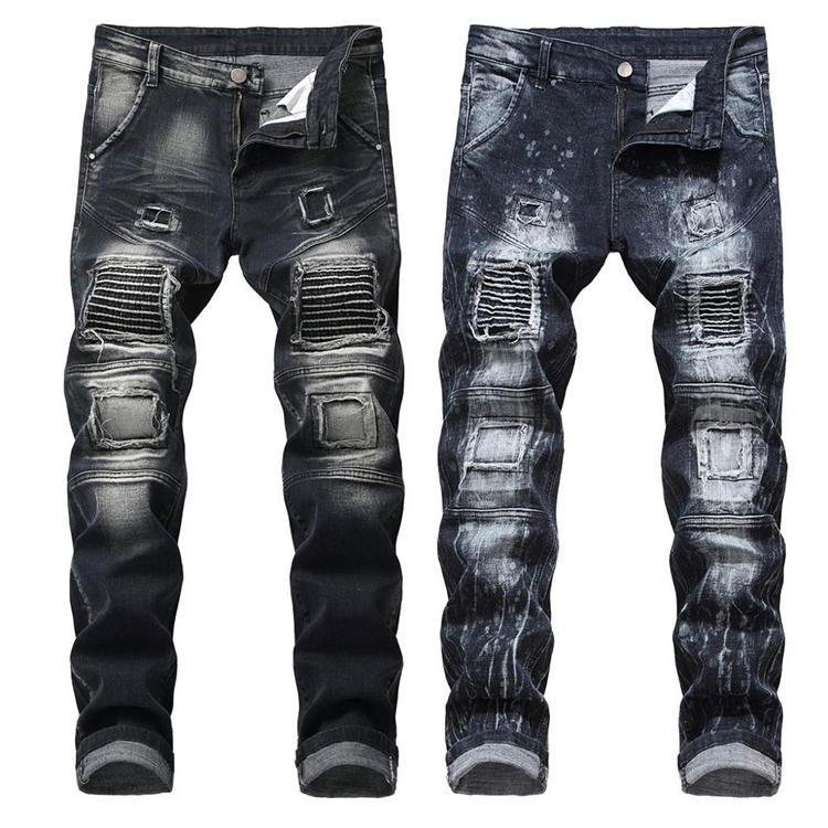 Venta Al Por Mayor Tobillo Fruncido Pantalones Vaqueros Crazy Funky Para Hombres Nuevo Modelo Para Ninos Buy Vaqueros Funky Para Hombre Vaqueros Funky Para Ninos Vaqueros Tobilleros Para Hombres Product On Alibaba Com