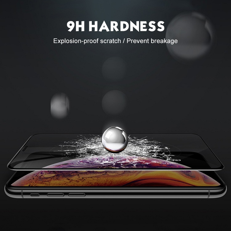 Phone screen protector for iPhone 11 Full cover protective film for iPhone 11 pro max cell phone screen protector