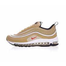 Оригинальные подлинные мужские кроссовки для бега Nike Air Max 97 LX, уличные спортивные кроссовки, трендовые дышащие качественные удобные новые ...(Китай)