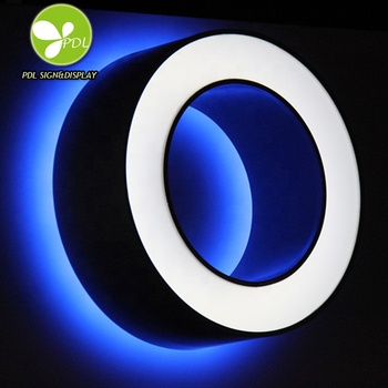 High Bright Customized Waterproof Led 3D Acrylic Letters