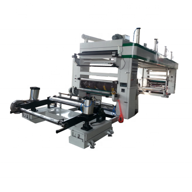Factory Automatic Packaging Film Dry Laminating Machine