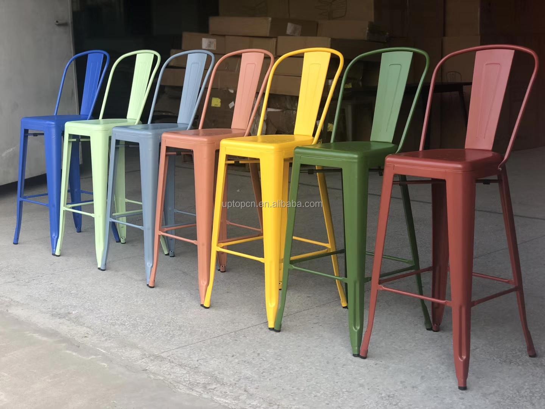 product-Sample design wood seat metal frame chair-Uptop Furnishings-img-5