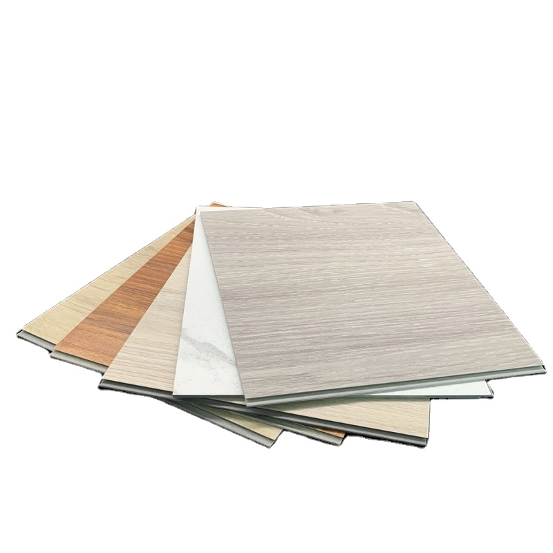 Waterproof Quick Click PVC Vinyl/SPC/WPC/ Laminate Flooring