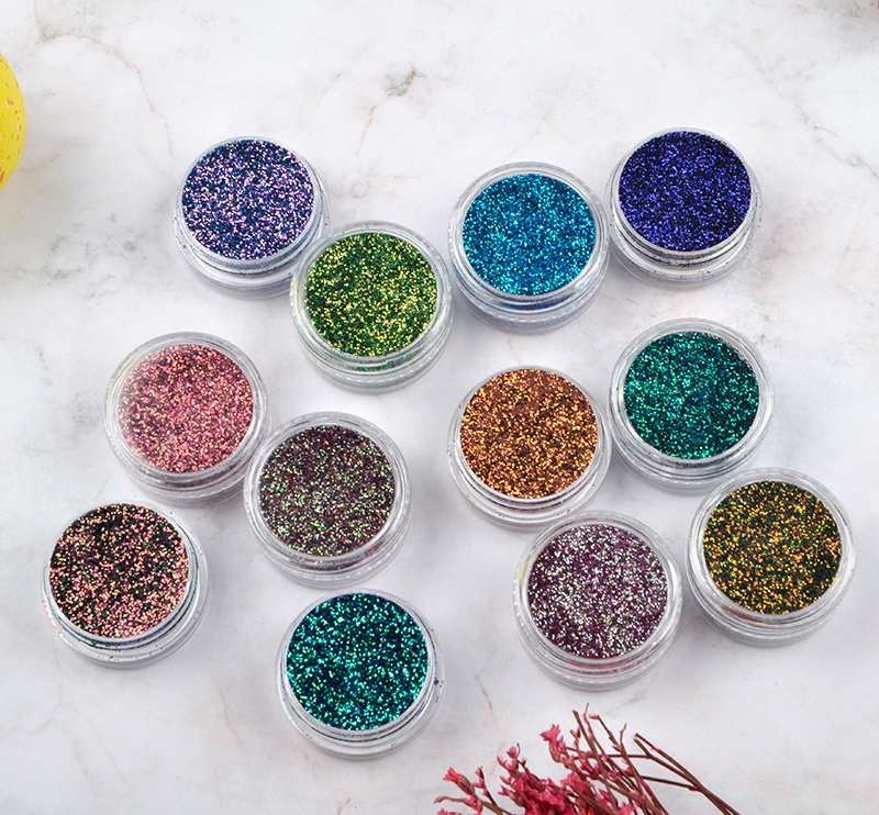 Private Label Makeup Vegan Eye Pigment Eyeshadow Loose Glitter <strong>Cosmetic</strong>