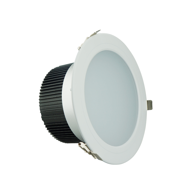 LED Office Light 85-265V 50w 60W Recessed Down light for Ceiling Decoration