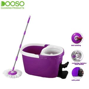 Cleaning Product Magic Spin Mop 360 Mop And Foot Pedal Bucket