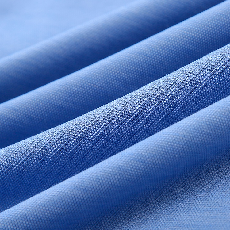 Fashion design mercerized <strong>cotton</strong> spandex <strong>knitted</strong> jersey pique polo fabric