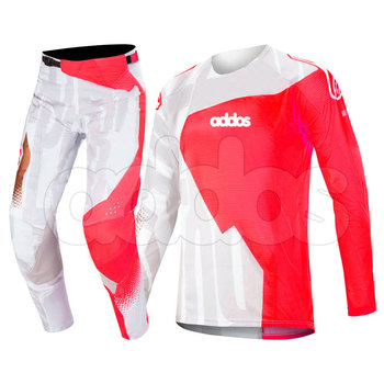 Custom stylish Motocross Jersey And Pant Sports Gear