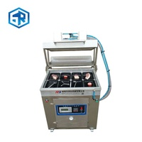 Hot sale thermoforming Skin Packaging Machine for Steak Salmon Vacuum Food