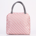 multi-function custom waterproof polyester thermal picnic cake cooler box bags girls kids lunch bag insulated
