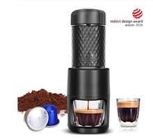 2019 Новый STARESSO Многофункциональный Кофе машина ручной Кофе машина SP-200 2-в-1 капсулы Кофе машина высокого Quality15Bar(Китай)