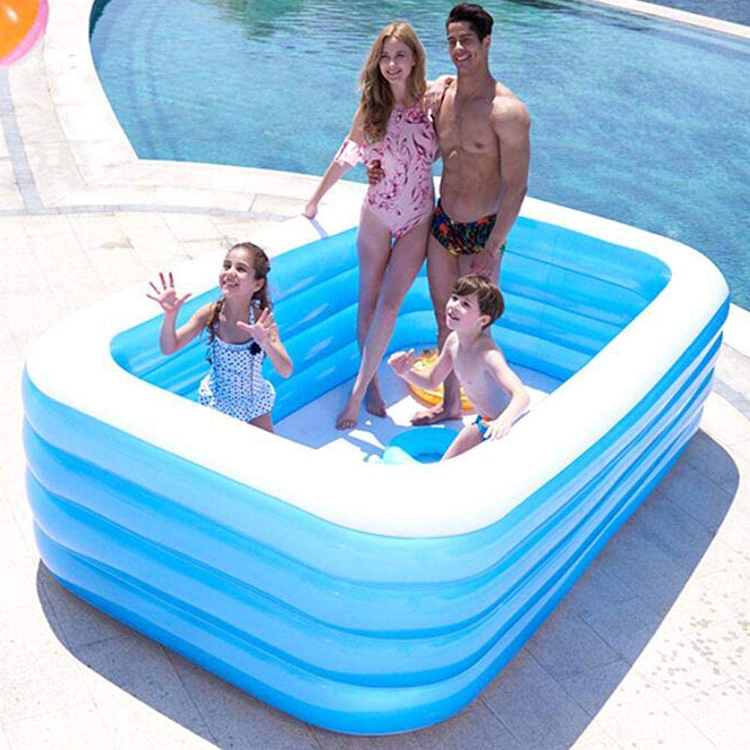 Hot Sale Amazon Outdoor High Quality PVC Adult Swimming Pool Inflatable Pools