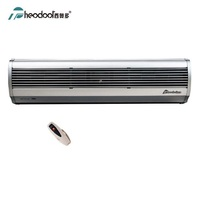 Comfortable Air Conditioning System Door Air Curtain For Keeping Indoor Environment