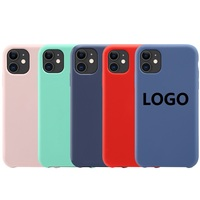 for apple silicone case iphone 11 pro max original official logo, for iphone 11 pro silicone case