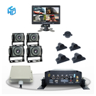 vehicle 4ch HDD MDVR blackbox dvr 24v truck 4 camera surround 1080p AHD dvr black box recorder camera system