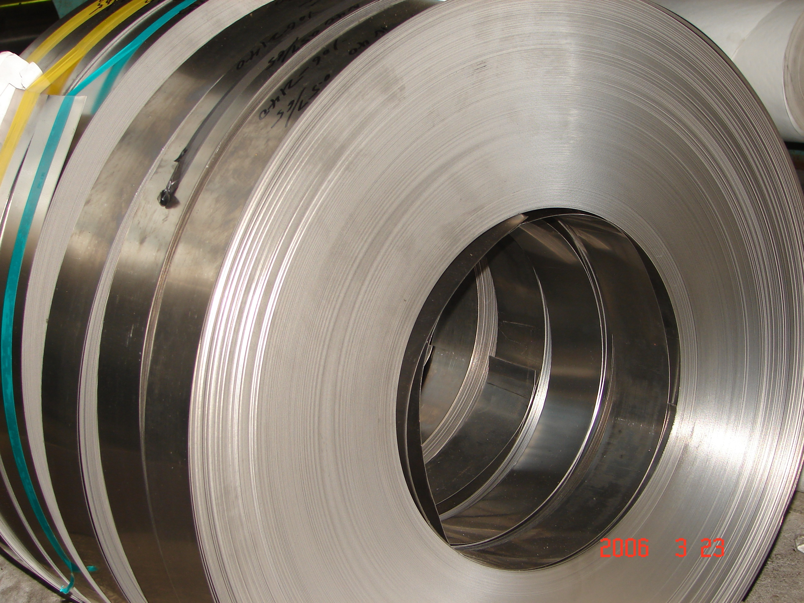 permalloy soft magnetic strips 1J50 1J79 1J77 1J85