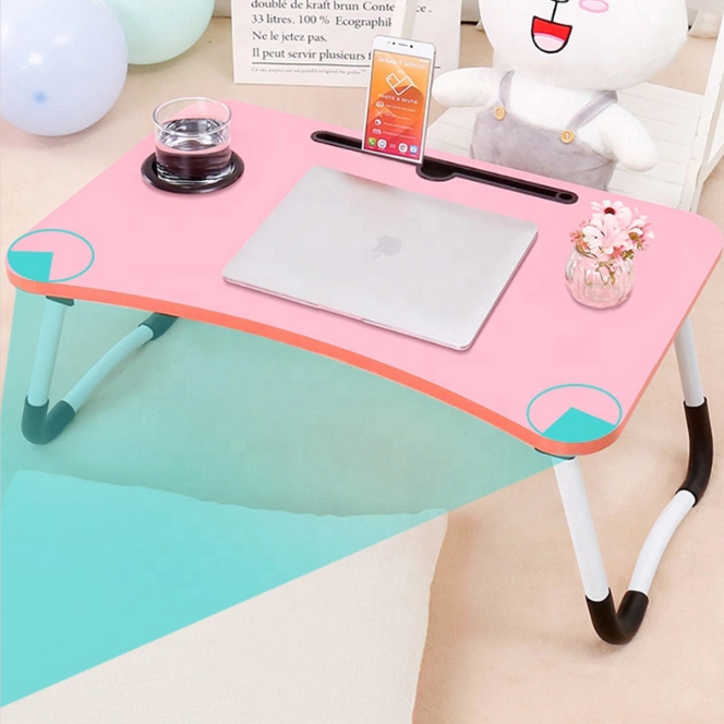Faul Laptop Schreibtisch Kleine Folding Laptop Tisch Laptop Stand Holz