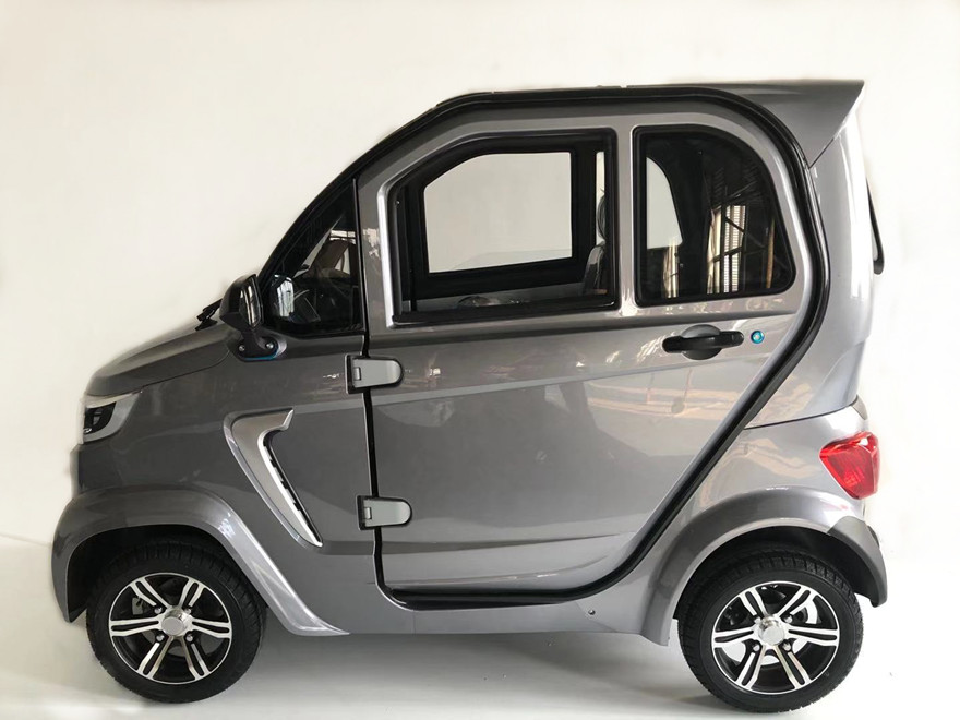 2020 New Style high quality L6e EEC Approval 3 Seat Electric Vehicles / Mini Cars With Coc