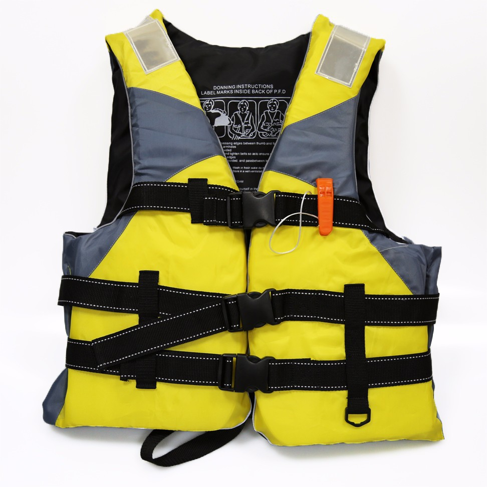 Cheap High Quality Adult PFD Water Swimming EPE Foam <strong>Life</strong> <strong>Jacket</strong> For Sale