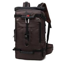 SeenDa дорожная сумка для ноутбука Macbook для мужчин и женщин многофункциональная 17,3 водонепроницаемая сумка для ноутбука уличная сумка для баг...(Китай)