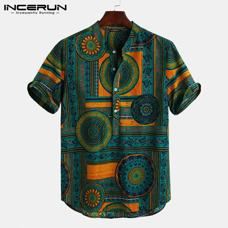 nuovo stile 16480 f51b6 camicie etniche uomo all'ingrosso-Acquista online i migliori ...