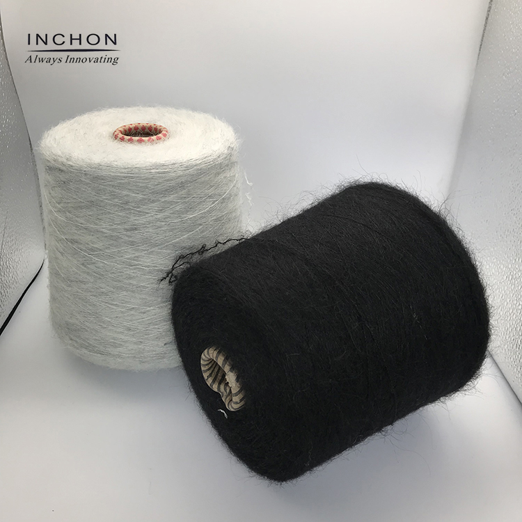 hand knitting yarn mohair
