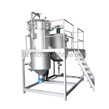 Shanghai Dazhang Kaars Filter Fabrikant Hoge Snelheid Voor Chemische Voedsel Drankenindustrie