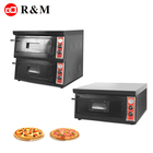 Hot sale Black Commercial kitchen bakery equipment electric commercial pizza oven timer,commercial pizza oven electric