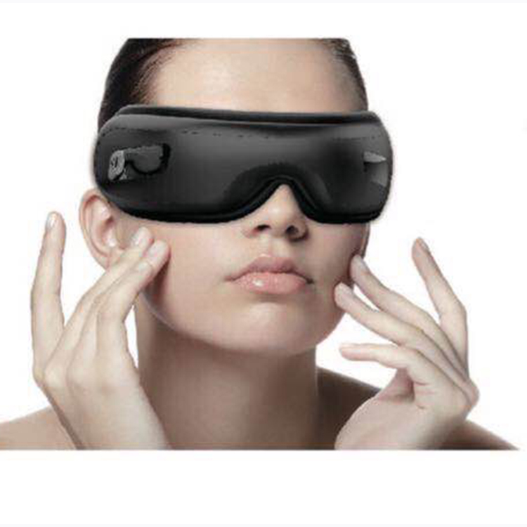 Popular Wireless Wireless Far Infrared Heating Air Pressure Eye Nurse Massager For Relax Eyesight Care
