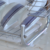 "16"" 2 Tier Metal Chrome Plating Drying Dish Storage Rack From Factory"