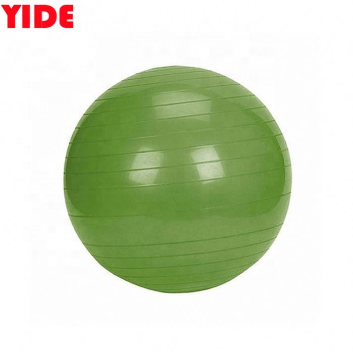 Light Luxury Gym Equipment Matt Anti-burst Fitness Exercise PVC <strong>Yoga</strong> <strong>Ball</strong> Gym <strong>Ball</strong>