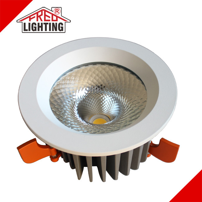 Factory price dimmable spot light SMD2835 5w waterproof led downlight
