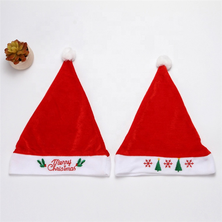 Adult <strong>Christmas</strong> <strong>Baby</strong> Hat Cap Beanie Thick Ultra Soft Plush Cute Santa Claus Snowmen Holiday Fancy Dress Hat <strong>Baby</strong> Accessory