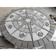natural slate paving stone compass paving stone