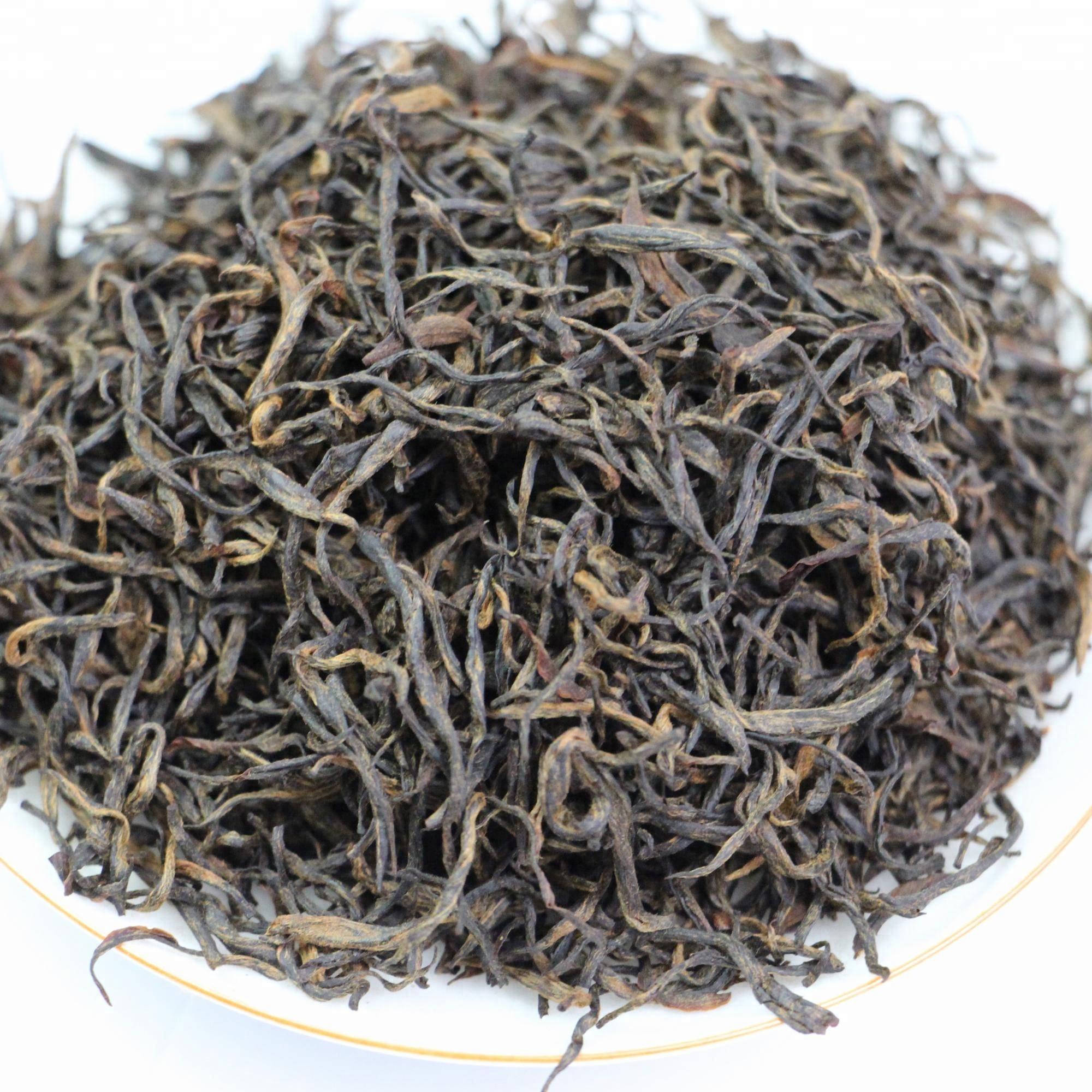 decaffeinated black tea 4A grade alpine organic black tea - 4uTea   4uTea.com