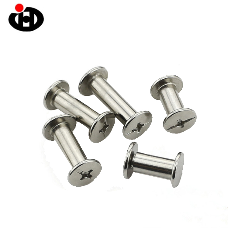 Customized Best quality sex bolt with internal thread