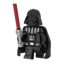Starwars The Rise of Skywalker Legoelys строительные блоки Starwars Poe Dameron The Man Rhoda Rey Finn Darth Vader Lando Calrissian(Китай)