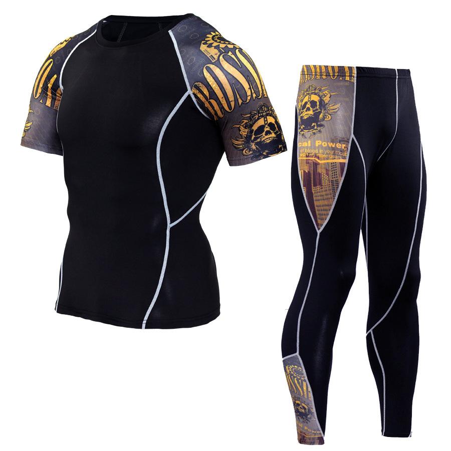 Men-Sportswear-Compression-Sport-Suits-Quick-Dry