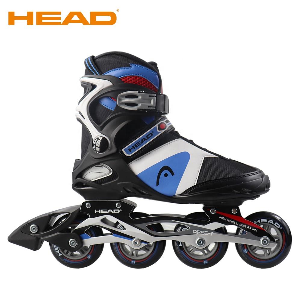 CABEÇA de quatro rodas de skate adulto patins inline patins sapatos ao ar livre
