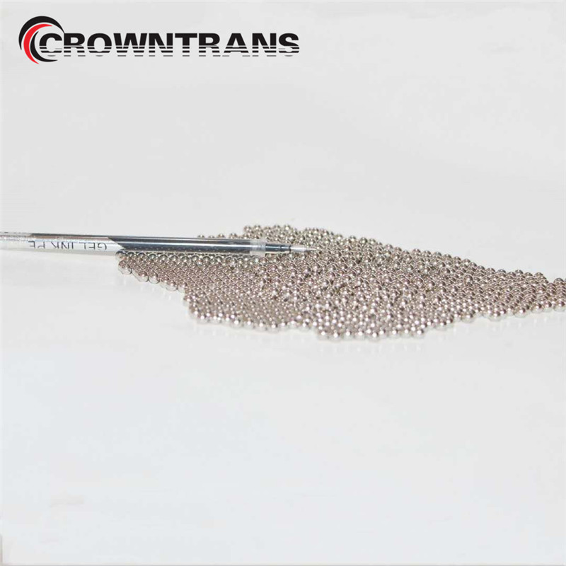 CROWNTRANS günstige 400mm hohl 1mm carbon stahl ball 55mm