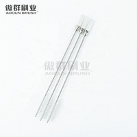 Small Size 2-ended cleaning brush for Cleaning Flute for musical instrument