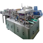 Factory Price Tin Canns Production Line Canned Food Packaging Machine For Carton Box