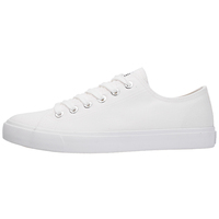 Fashion Women And Men Canvas Shoes Sneaker White