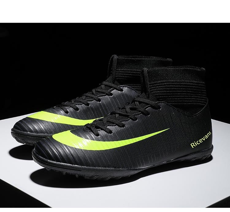 Men Football Boots factory high-quality Outdoor Superflly FG Cleats Adult Football Shoes Soccer Cleats In stock Wholesale